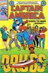 captain america drugs