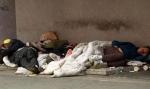 Not so cool homeless.