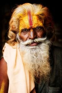 Sadhu w/ Savoir Faire