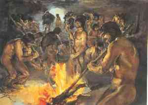 This party needs some Neanderthal Babes!